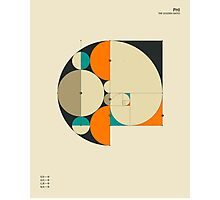 PHI: THE GOLDEN RATIO Photographic Print