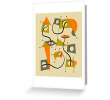OBJECTIFIED 7 Greeting Card