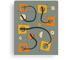 OBJECTIFIED 9 Canvas Print