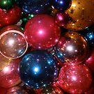 Christmas ornaments by Alice Kahn