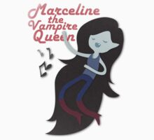 Marceline, The Vampire Queen Baby Tee