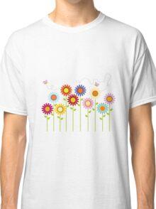 Colorful Garden Classic T-Shirt