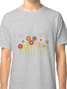 Colorful Garden Classic T-Shirt