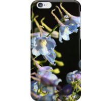 Delphinium ll iPhone Case/Skin