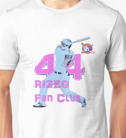 Anthony Rizzo Fan Club Female Unisex T-Shirt