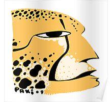 Cheetahman Poster