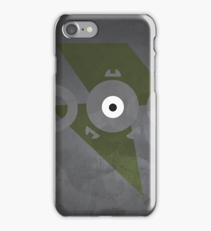 Magnetmite Thunderbolt! iPhone Case/Skin