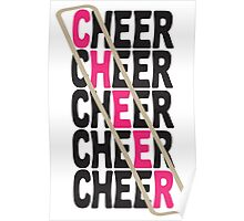 Six Cheer Poster
