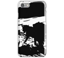 Sled Dogs in Prescott Park, Portsmouth, NH iPhone Case/Skin