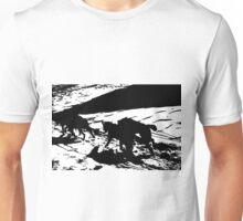Sled Dogs in Prescott Park, Portsmouth, NH Unisex T-Shirt