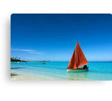 The Jukong - Cocos (Keeling) Islands Canvas Print