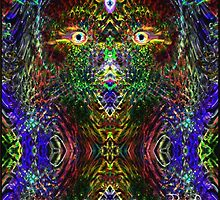 DMT Entity by Roger Anthony  Essig