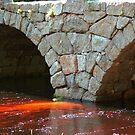 Carr Stone bridge by Roslyn Lunetta