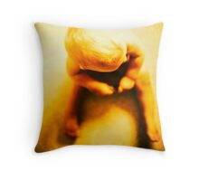 where did she go? Throw Pillow