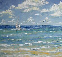 Sailing Away by Claudia Hansen
