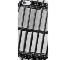 Tapes II iPhone Case/Skin