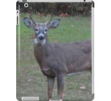 Gotta buck? iPad Case/Skin