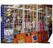 Little Havana Storefront Poster