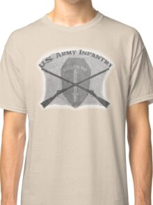 U.S. Infantry - Follow Me Classic T-Shirt