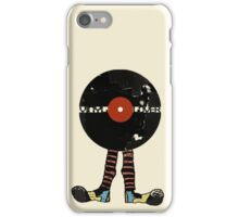 Funny Vinyl Records Lover - Grunge Vinyl Record Notebooks and more iPhone Case/Skin