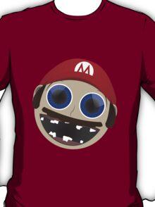 Weird Baby: Mario T-Shirt