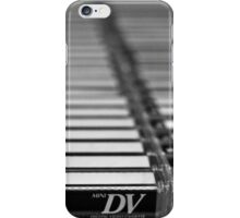 Tapes III iPhone Case/Skin