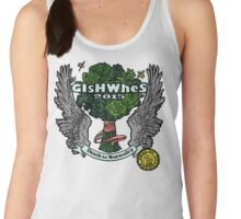 "GiShWhes ""Death to Normalcy"" Kale Tank--MULTICOLOR (Support Random Acts Charity!) Women's Tank Top"