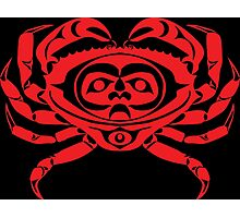 Red Rock Crab Photographic Print