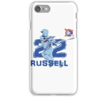 Chicago Cubs Addison Russell iPhone Case/Skin