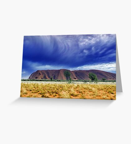 Thunder Rock Greeting Card