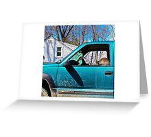 Photographs Greeting Card