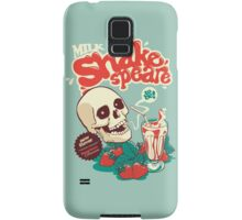 Milk Shakespeare Samsung Galaxy Case/Skin