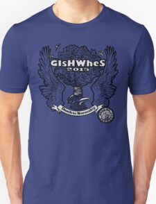 "GiShWhes ""Death to Normalcy"" Kale Tank--GRAY (Support Random Acts Charity!) Unisex T-Shirt"