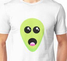 Alien Blah Unisex T-Shirt