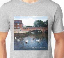 England - Swans Stratford Upon Avon Unisex T-Shirt