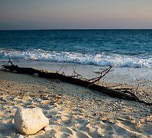 Lourdes Beach  by Aaronwalker