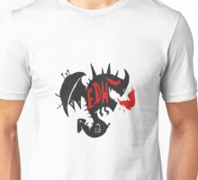 EDH-Red Dragon Unisex T-Shirt