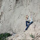 Cliff portrait by katievphotos