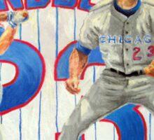 Chicago Cubs Ryne Sandberg Sticker