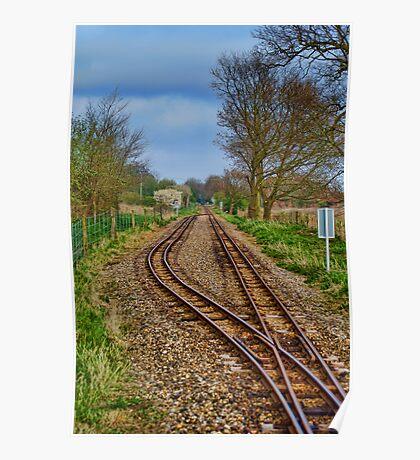 Bure Valley Railway Norfolk UK Poster