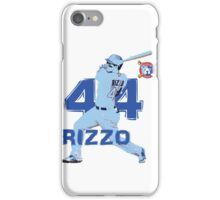 Chicago Cubs Anthony Rizzo iPhone Case/Skin