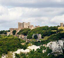 Dover Castle by Jonicool