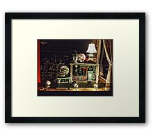 After Hours Framed Print