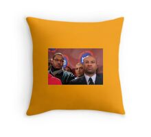 A Melo Mug Throw Pillow