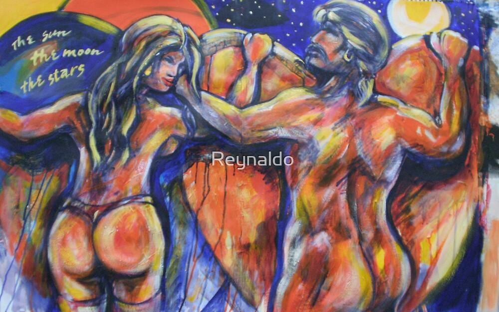 You Are....... by Reynaldo