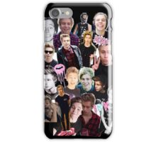 Luke Collage iPhone Case/Skin