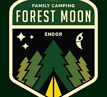 Forest Moon Camping by stationjack