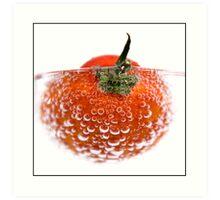 Tomate Art Print