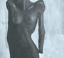 elongated nude by antony hamilton