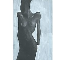 elongated nude Photographic Print